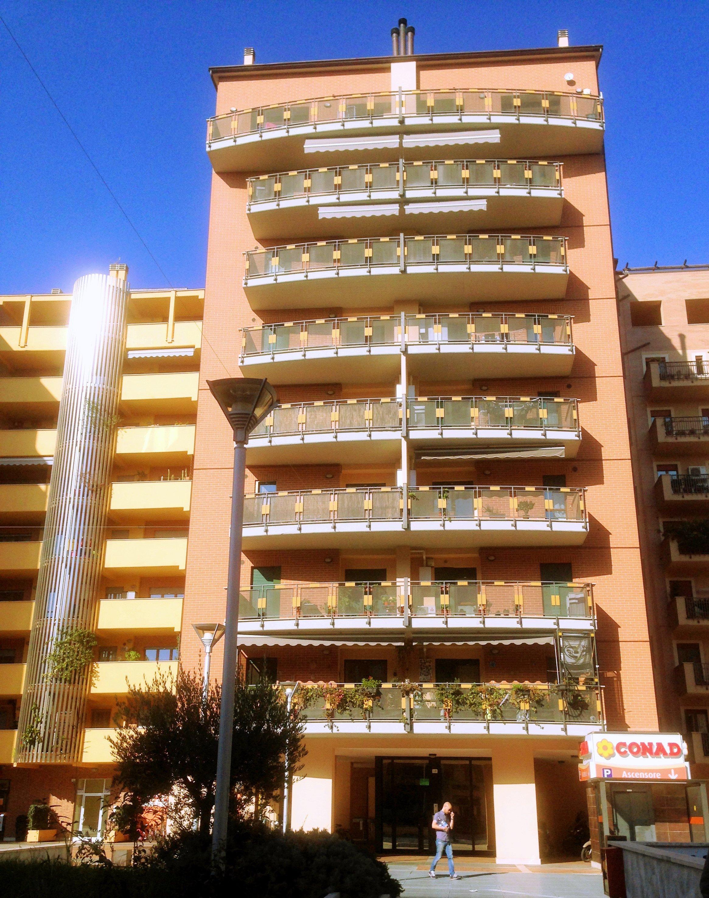 Realizzazione Edificio, Cardeto, Terni.